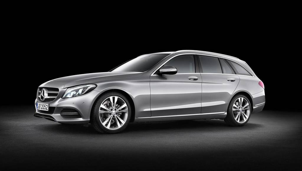 2015 Mercedes C160 entry-level version introduced