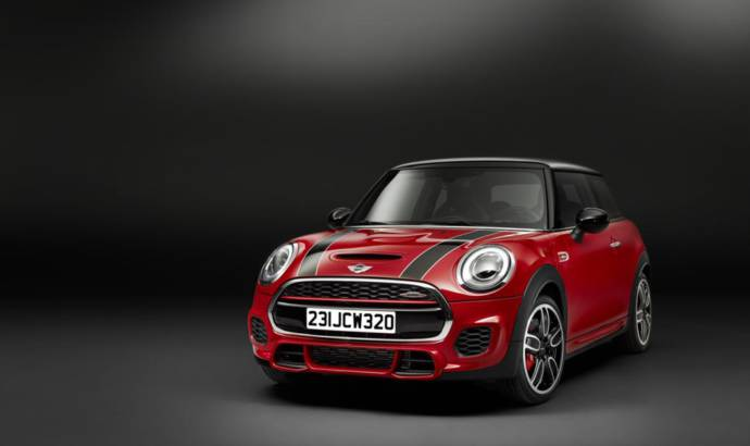 2015 MINI John Cooper Works - The first video commercial