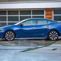 2015 Nissan Maxima introduced in New York