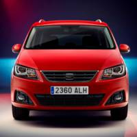 2015 Seat Alhambra unveiled