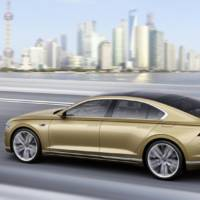 2015 Volkswagen C Coupe GTE concept - Official pictures and details