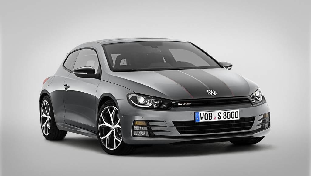 2015 Volkswagen Scirocco GTS unveiled