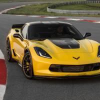 2016 Chevrolet Corvette Z06 C7.R Edition unveiled