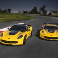 2016 Chevrolet Corvette Z06 C7.R Edition unveiled