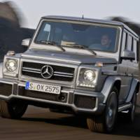2016 Mercedes G65 AMG US price announced