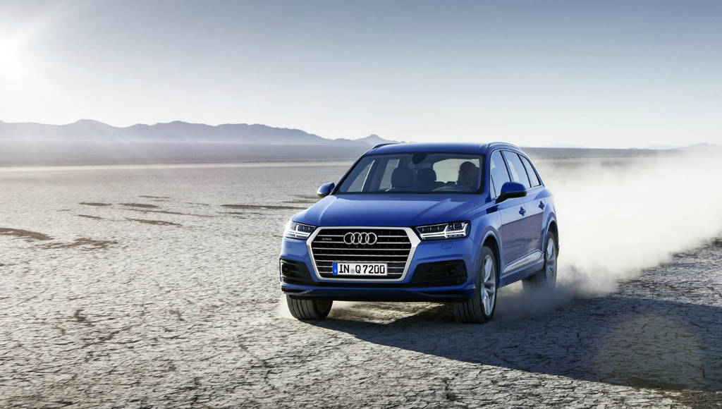 Audi Q7 detailed in new official video