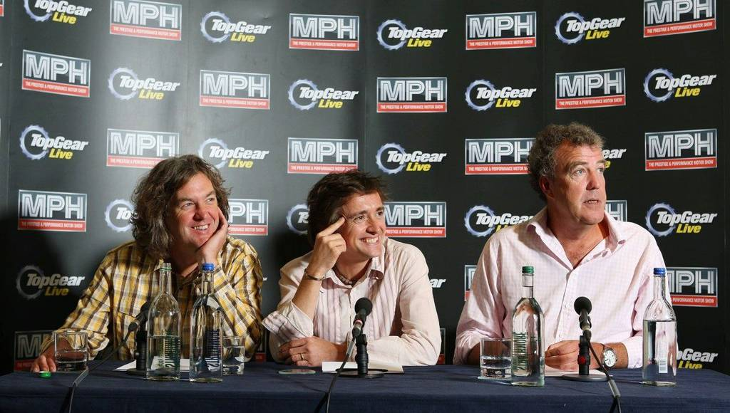 BBC announces remaining Top Gear episodes will be aired