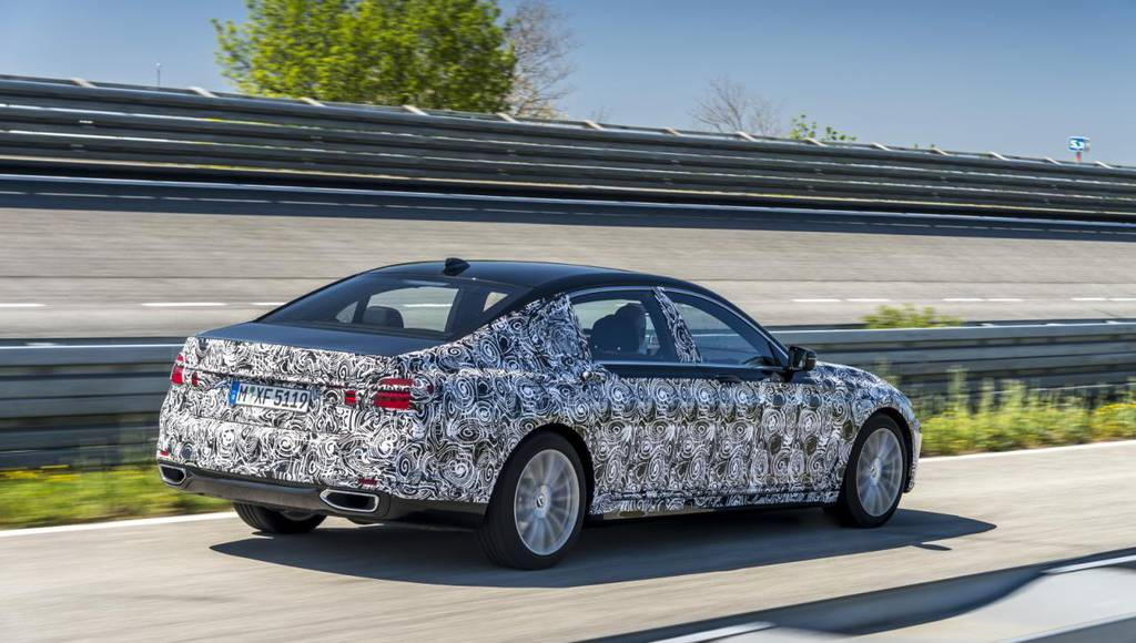 BMW 7-Series - Official pictures and details