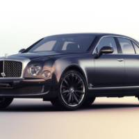 Bentley Mulsanne Speed Blue Train - Official pictures and details