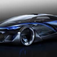 Chevrolet FNR electric concept unveiled