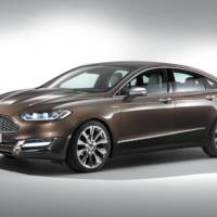 Ford Vignale Mondeo unveiled and ready for UK