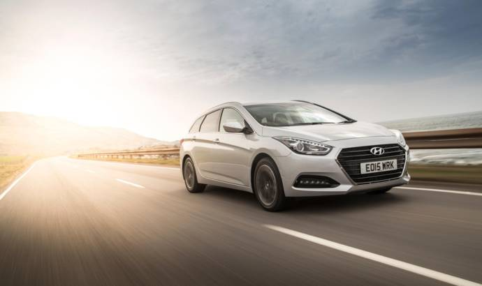 Hyundai i40 UK prices announced
