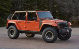 Jeep Performance Parts introduced together with Mopar