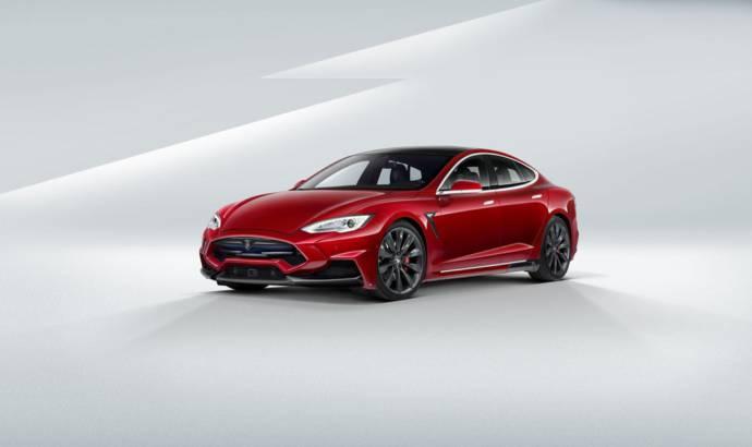 Larte Tesla Model S tuning package