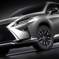 Lexus RX 200t expands the crossover line-up