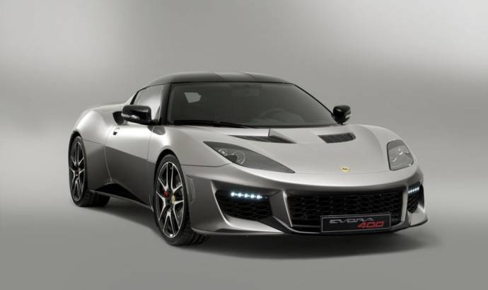 Lotus will build a crossover