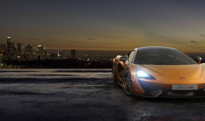 McLaren 570S US prices announced