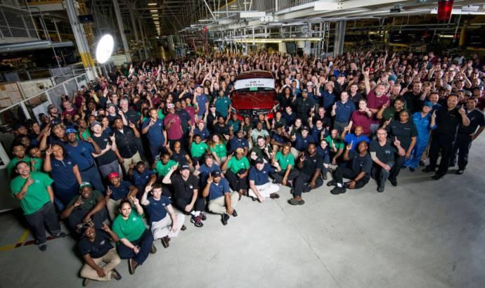 Mercedes-Benz GLE Coupe enters production
