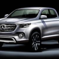 Mercedes-Benz pickup could be sold in the US