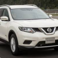 Nissan X-Trail Hybrid detailed
