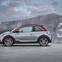 Opel Adam Rocks S has 150 HP