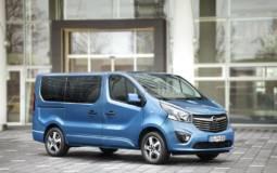 Opel Vivaro Tourer Pack created by Irmscher
