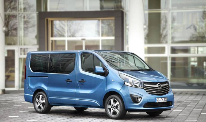 Opel Vivaro Tourer Pack created by Irmscher