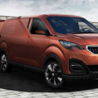 Peugeot FoodTruck Concept gets detailed