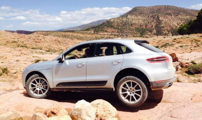 Porsche Macan hybrid in a couple of years