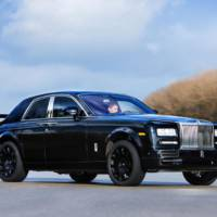 Project Cullinan, Rolls Royces first ever SUV, unveiled