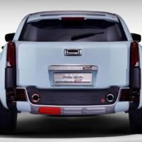 Qoros 2 Concept anticipates a small SUV