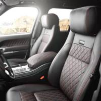 Range Rover pickup modified by Startech