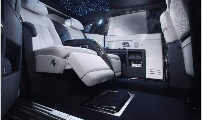 Rolls-Royce Phantom Limelight Collection - Official pictures and details
