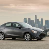 Scion iA is first sedan in the history of the brand