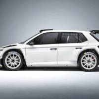 Skoda Fabia R5 - Official pictures and details