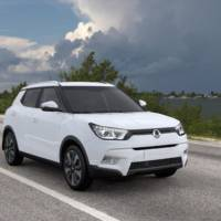 Ssangyong Tivoli prices announced in UK