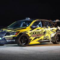Tanner Foust has a new VW Passat with 900 HP