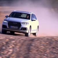 VIDEO: Audi Q7 tackles the Namibian Desert in the latest test drive