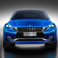 Venucia VOW Concept unveiled in Shanghai Auto Show