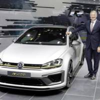 Volkswagen Golf R400 will go intro production with more power