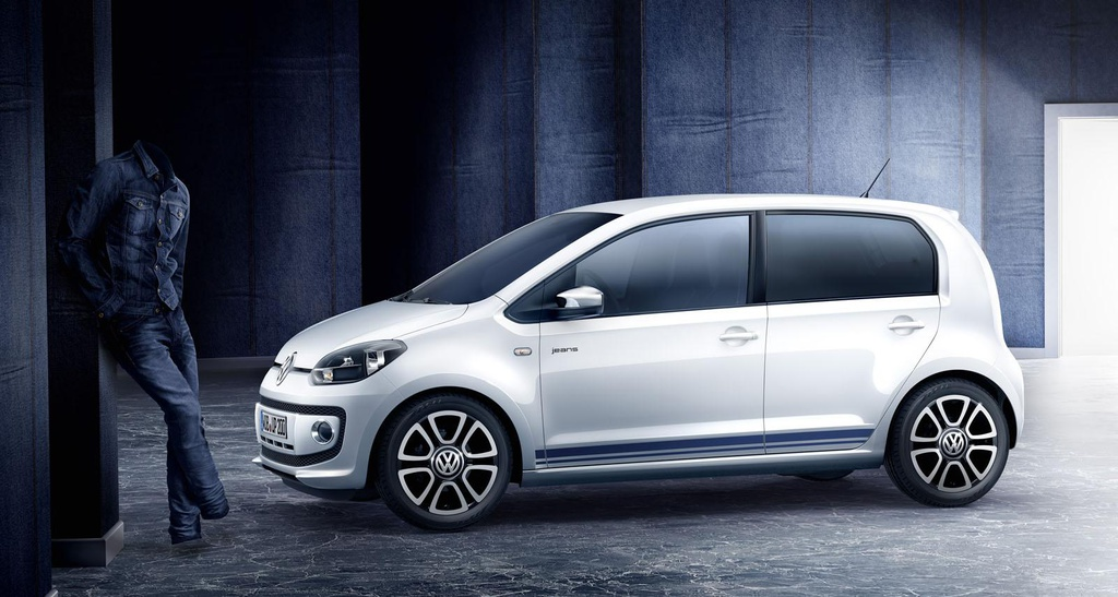 Volkswagen Jeans up! special edition