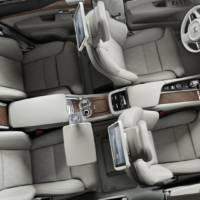 Volvo XC90 Excellence - Official pictures and details
