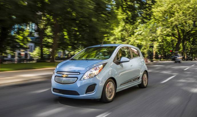 Chevrolet Spark EV pricing, lowered for the entry-level version