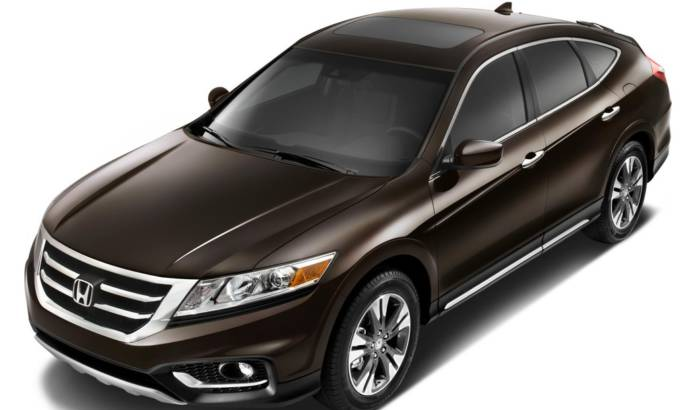 Honda Crosstour discontinued