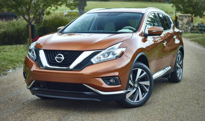 Nissan Murano Hybrid unveiled in China