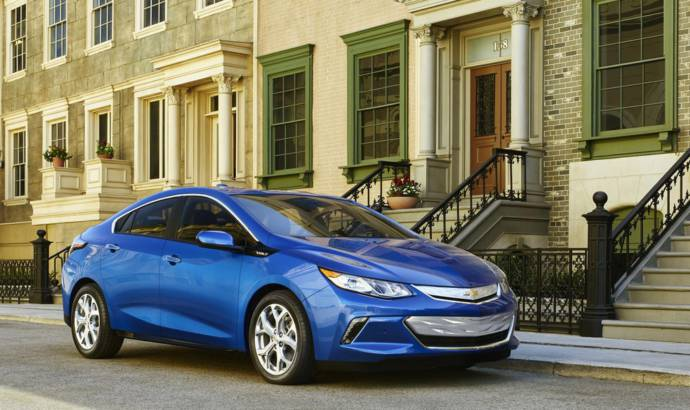 2016 Chevrolet Volt US pricing announced