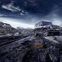 2015 Mercedes-Benz G-Class - Official pictures and details