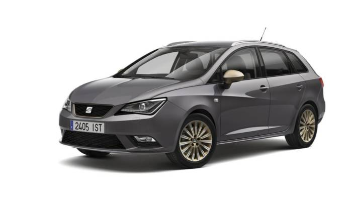 2015 Seat Ibiza facelift - Official pictures and details