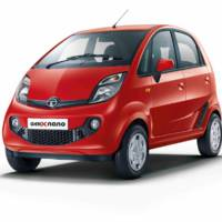 2015 Tata Nano GenX - Official pictures and details