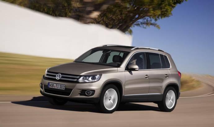 2015 Volkswagen Tiguan updated